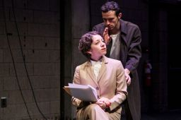 "Three Gifts for Lenny Bruce A play by Jim Knable adapted from ""The Three Gifts"" by Y.L. Peretz Directed by Susan Hyon"
