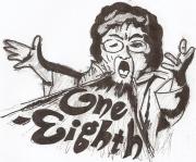 One-Eighth logo