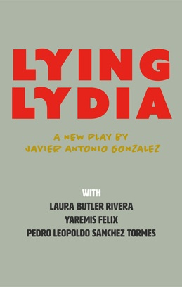 Lying lydia poster